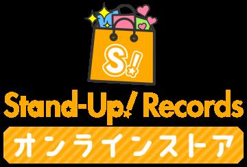 Stand-Up! Records オンラインストア開設!!